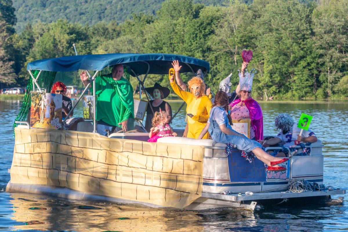 Boat Parade, Luminaires and Fireworks highlight Independence Celebration